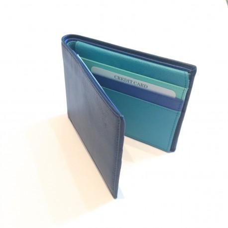 Leder Portemonnaie für Herren (mod. A)