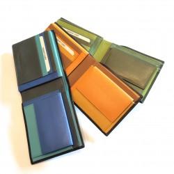 Leather Wallet for Men (mod. B)