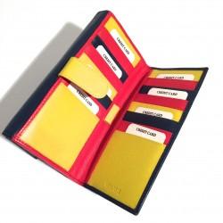 Leder Portemonnaie Groß (mod. B)