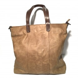 Leather Handbag Loris Brown