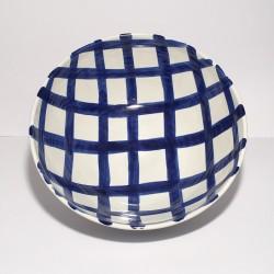 Keramik Salatschussel Groß