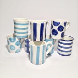 Sorrento Keramik Kaffeebecher