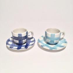 Sorrento Ceramic Espresso Set