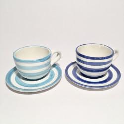 Sorrento Keramik Cappuccino Set