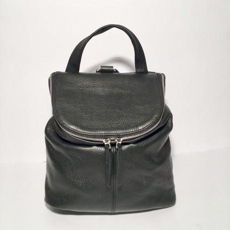 Leather Backpack Tiziana
