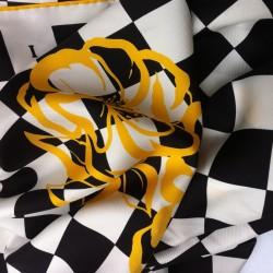 Grand Prix Gelb und Schwarz