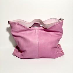 Lederhandtasche DALIA Pink