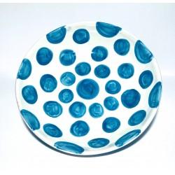 Sorrento Keramik Salatschüssel Groß