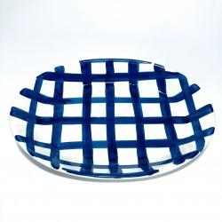 Sorrento Ceramic Oval Plate Medium