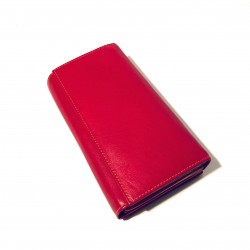 Leather Wallet large (mod. Corsica 2)