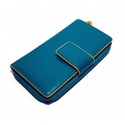 Leather Wallet large (mod. B)