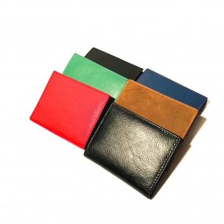 Leather Wallet Pratico
