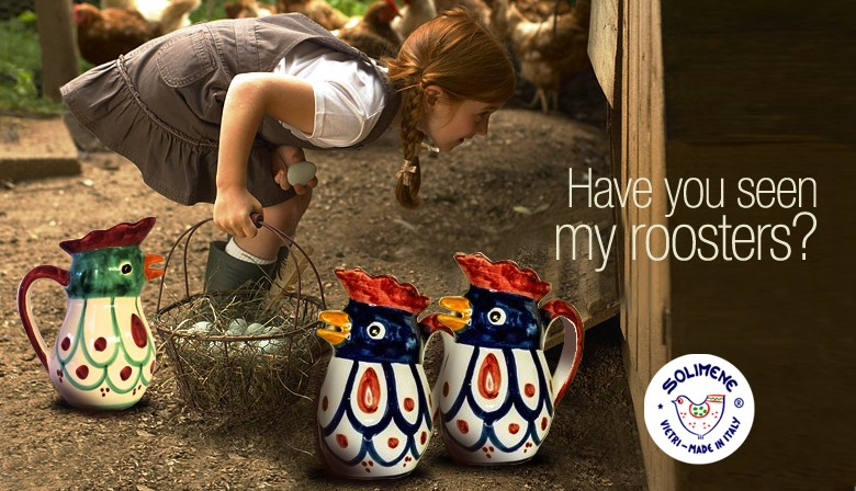 Have you seen my roosters?